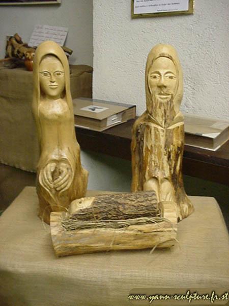 Jesus, Marie et Joseph